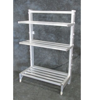 Aluminum Cantilever Shelving