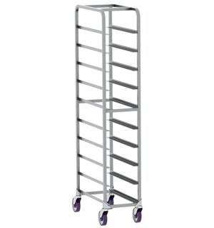 Aluminum Platter Cart
