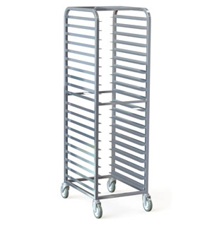Heavy Duty Pan Racks