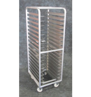 Heavy Duty Universal Pan Racks