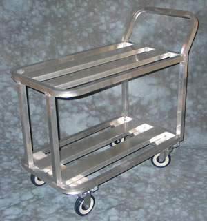 Aluminum Channel Cart
