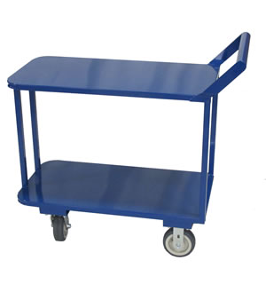 HEAVY DUTY BACKROOM STOCKING CART