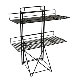 TWO SHELF CANTILEVER