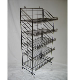 SHELF ADJUSTABLE RACK