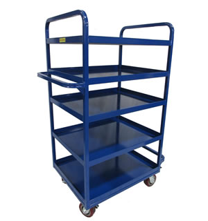 SHELF STOCKING CART