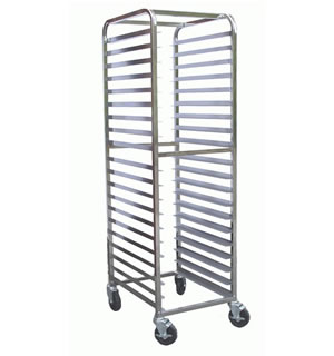 Stainless Steel Pan Racks