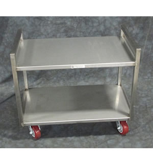 Heavy Duty Stainless Steel Cart